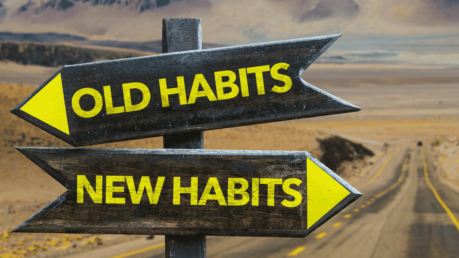 Endring av vaner – Hvordan skal du klare å forandre deg?