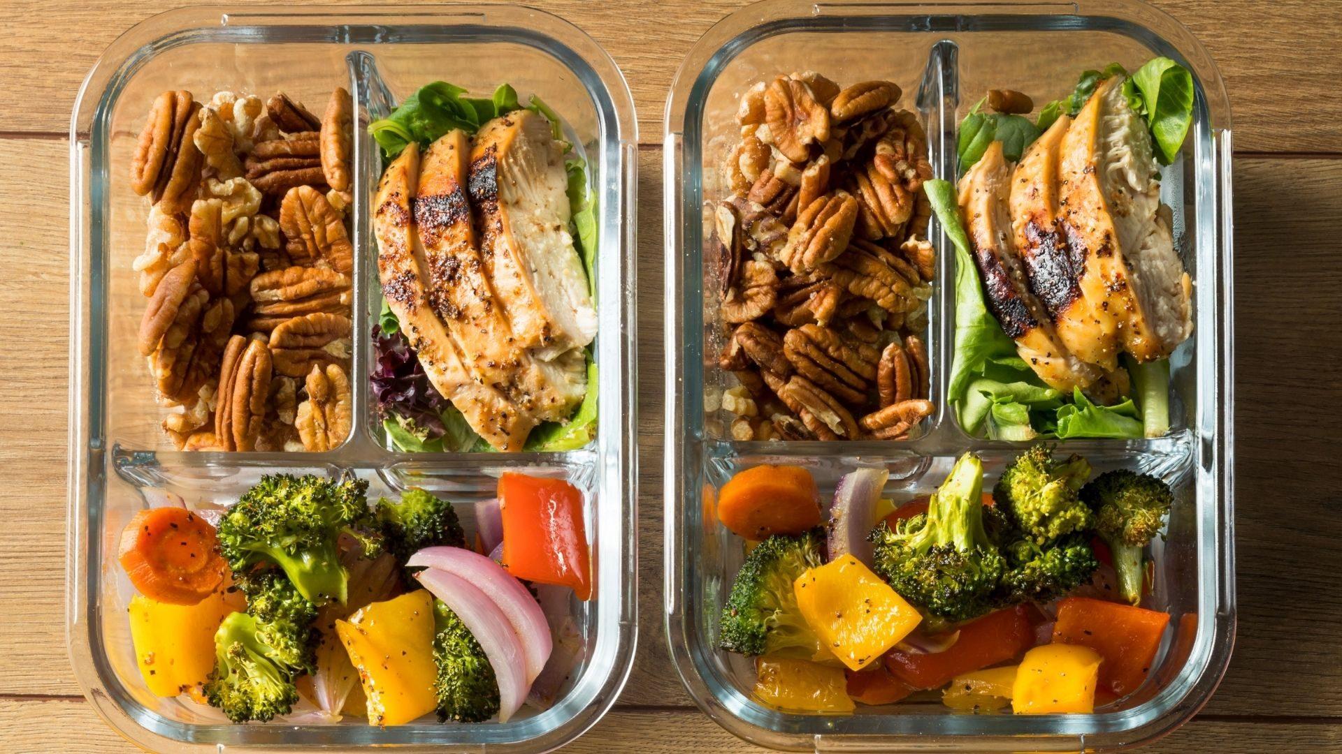 Hvordan sett sammen sunne måltider helt enkelt